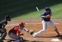 Ukuran lapangan baseball dan softball